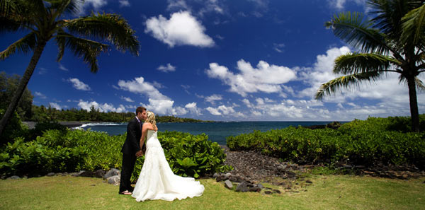 Hana Maui weddings