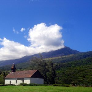 Church In Hana Valley