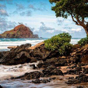 Hana Maui's Koki Beach