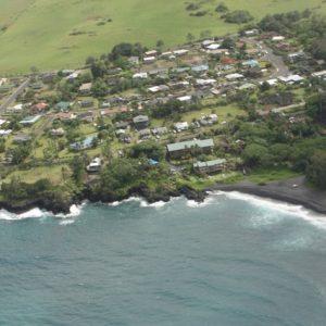 Hana Maui Aerial