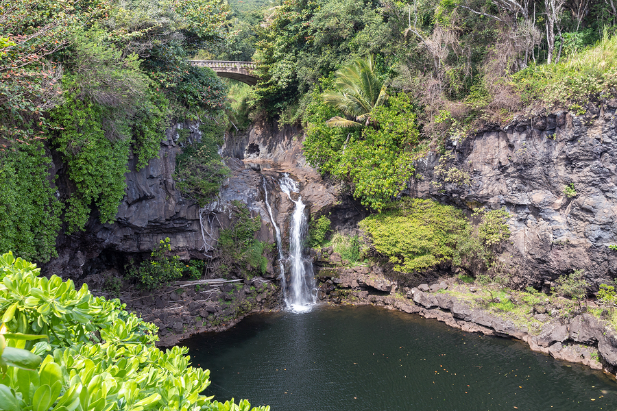 The Story Of The Seven Sacred Pools On Maui