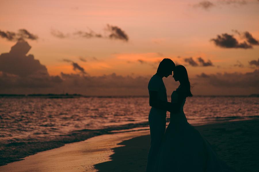 Getting married in Hana, Maui