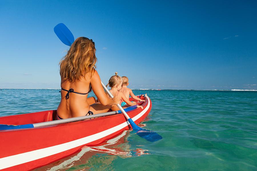 Summer Vacation—Maui Style